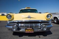 Pontiac 1957 Safari Station Wagon Immagine Stock