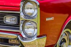 Pontiac-Sturmkabriolett 1966 Lizenzfreie Stockfotografie