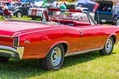 Pontiac-Sturmkabriolett 1966 Stockbilder