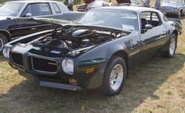 1973 Pontiac trans Am Firebird Stock Fotografie