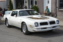 Pontiac trans am Stock Photos