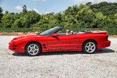2002 Pontiac Trans Am Royalty Free Stock Photography