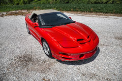 2002 Pontiac Trans Am Royalty Free Stock Image