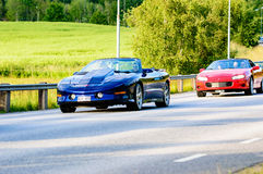 Pontiac Trans am 1995 Royalty Free Stock Photos