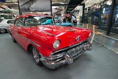 Pontiac wódz 1957 fotografia stock