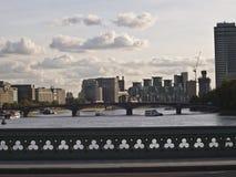 Ponticelli di Londra Fotografia Stock Libera da Diritti