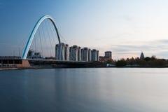 Ponticello a Astana fotografie stock