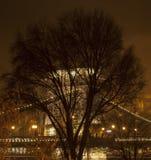 Ponticello Chain, Budapest, Ungheria Fotografie Stock Libere da Diritti