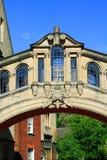 Ponticello dei sospiri, Università di Oxford Fotografia Stock Libera da Diritti