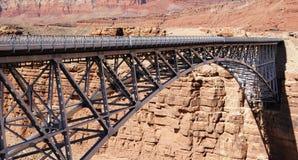 Ponticello del Navajo al traghetto del Lee Fotografia Stock Libera da Diritti