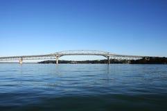 Ponticello del porto di Auckland Immagini Stock Libere da Diritti
