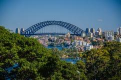 Ponticello del porto, Sydney Immagine Stock Libera da Diritti