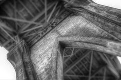 Ponticello della st John, Portland, Oregon Fotografia Stock