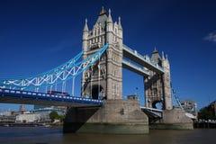 Ponticello della torretta a Londra Fotografie Stock Libere da Diritti