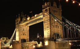 Ponticello della torretta - Londra fotografia stock