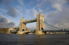 Ponticello della torretta a Londra Fotografia Stock