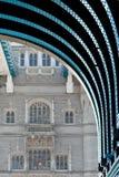 Ponticello della torretta, Londra Immagini Stock