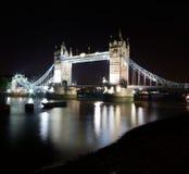 Ponticello della torretta, Londra Fotografie Stock