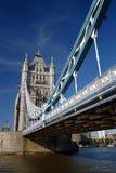 Ponticello della torretta, Londra Fotografie Stock Libere da Diritti