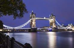 Ponticello della torretta a Londra Immagine Stock Libera da Diritti