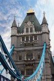 Ponticello della torretta a Londra Inghilterra Immagine Stock Libera da Diritti