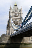 Ponticello della torretta, Londra, Inghilterra fotografia stock