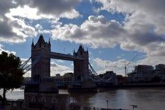 Ponticello della torretta, Londra, Regno Unito Immagini Stock Libere da Diritti