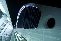 Ponticello di Calatrava Fotografie Stock