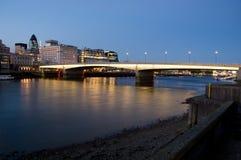 Ponticello di Londra Fotografia Stock