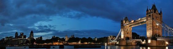 Ponticello di Londra Towe Fotografie Stock