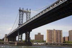 Ponticello di Manhattan Fotografia Stock