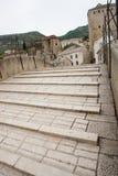 Ponticello di Mostar - Bosnia-Erzegovina Fotografia Stock Libera da Diritti