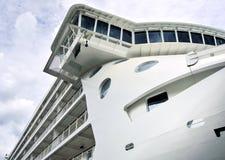 Ponticello di nave Immagine Stock