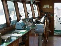 Ponticello di nave Fotografie Stock Libere da Diritti