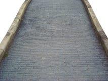 Ponticello di pietra Immagine Stock
