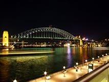 Ponticello di porto di Sydney Immagini Stock Libere da Diritti