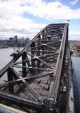 Ponticello di porto di Sydney Australia Immagine Stock