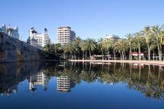 Ponticello di Puente Del Mar Fotografie Stock
