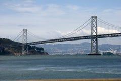 Ponticello di San Francisco Bay immagini stock libere da diritti