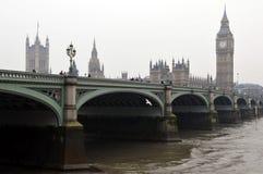Ponticello di Westminster Fotografie Stock