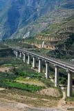 Ponticello ferroviario Immagine Stock