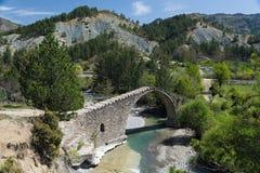 Ponticello in Grecia Fotografie Stock