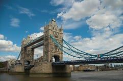 Ponticello Londra della torretta Immagine Stock Libera da Diritti