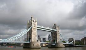 Ponticello Londra della torretta Fotografie Stock Libere da Diritti