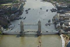 Ponticello Londra della torretta Fotografia Stock Libera da Diritti