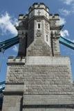 Ponticello Londra Inghilterra della torretta Fotografia Stock Libera da Diritti