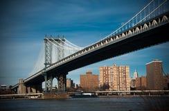ponticello Manhattan fotografia stock libera da diritti