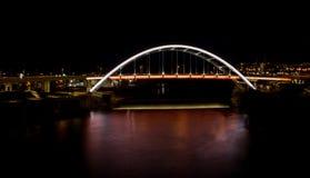 Ponticello a Nashville Fotografia Stock