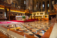 The Pontifical Basilica of Saint Anthony of Padua Royalty Free Stock Images