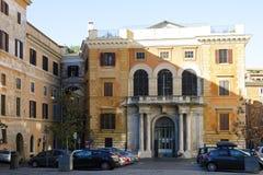 Pontifical Biblical Institute w Rzym Zdjęcia Stock